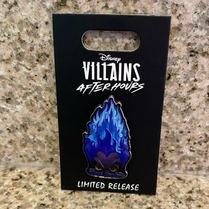 Disney Hades Villain After Hours Pin